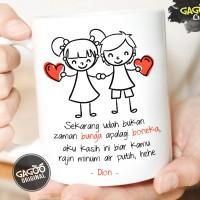 Kado Unik Custom Kado Romantis - Love Our Hearts / Kado Valentine