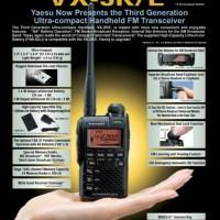 Handy Talky / HT YAESU VX-3R / VX3R