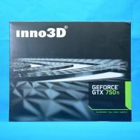 Jual VGA Inno3D GTX 750ti 2GB Green Murah