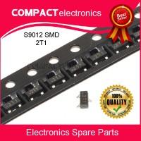 S9012 2T1 SMD PNP transistor 500mA 25v SOT-23 9012 C9012 FCS9012