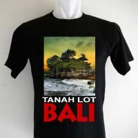 Harga kaos oleh oleh souvenir tanah lot bali | Pembandingharga.com