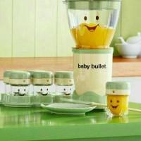 Magic Bullet Food Processor Blender Bubur Bayi / Makanan Baby BPA FREE