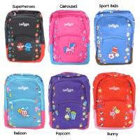 Tas Ransel Backpack Smiggle (KW) Berkualitas Bagus (MB443281)