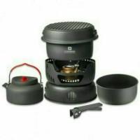 Consina camping cookware set murah Limited Murah