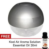 Aromatalks Air Purifier-Round Metallic-C283LN - Free Oil