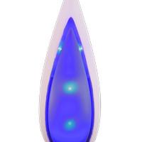 Sicher Untrasonic Aroma Difuser PZ-888 Putih