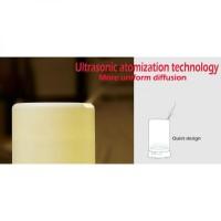 Pelembab Udara Humidifier Ultrasonic Essential Oil Diffusers - Putih