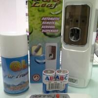 Paket Pewangi Ruangan Free 2 Pcs Batu Baterai Remote