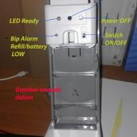 Pengarum Ruangan Otomatis Remote Type LFDR-523