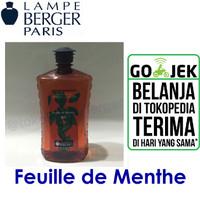 Lampe Berger Oil Feuille de Menthe / Mint 1000ml (Kemasan Lama)