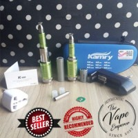 NEW Authentic Vape Mod Kamry Tech K100 Green Hijau