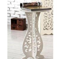 PROMO Mj14 Home Decor Wooden Coffe Table TERMURAH