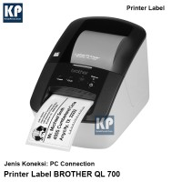 Jual - Printer Label BROTHER QL 700