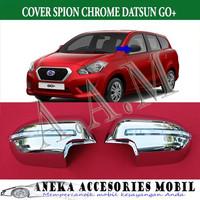 Harga JSL Cover Tank Luxury Black Datsun GO Diskon toko Source · Cover Spion Datsun Go