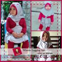 Gamis Anak | Busana Muslim Anak Terbaru 1-2th | Gamis Anak