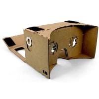 Cardboard VR Virtual Reality 3D Lipat Main Game Video OEM Max 6 inch