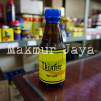 Thinner ND Nuri Kratingdaeng Botol Tinner Pengencer Cat