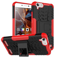 Best Armor Lenovo Vibe K5 Plus Hard Soft Case Casing HP Silikon Stand