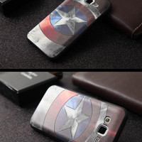 Luxury Soft Case Casing HP Cover 3D Superhero Samsung Galaxy J5 2015 J