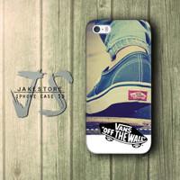 Promo Vans Off The Wall Shoes Wallpaper iPhone Case Skateboard Sepatu