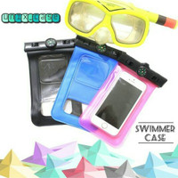 Promo Swimmer case hp/casing hp iphone samsung 4/4s 5/5s 6 anti air Te