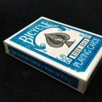 Kartu Sulap (Koleksi) | Bicycle Rider Back (Turquoise)
