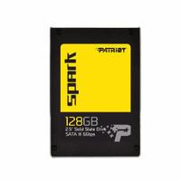 PATRIOT SSD SPARK 128GB GARANSI 3 THN