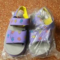 obral cuci gudang sepatu sandal merk Bubble Gummes