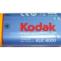 BATTERY KODAK KLIC-8000