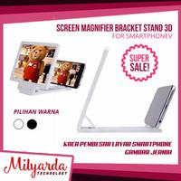 Termurah !! Viper Enlarge Screen Magnifier Bracket Stand 3D for Smartp
