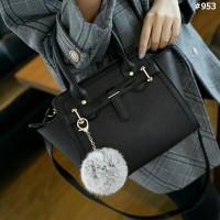 Tas Fashion Wanita Berbahan Kulit MD 953