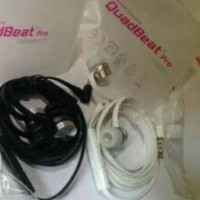 Headset Handsfree Earphone LG Nexus 4 QuadBeat Pro Original