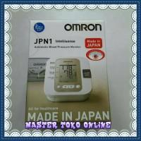 Tensi Digital Omron JPN1 Made In Japan Garansi Resmi