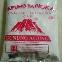 Tepung Tapioka+Tepung Kanji Gunung Agung 500gr+Untuk Menbuat Cimol