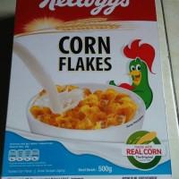 harga Corn Flakes+kellongg's 500gr+corn Flakes Murah/promo Tokopedia.com