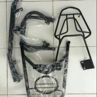Full Set Body Protector Besi Motor Yamha X-Ride