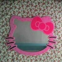 Jual cermin kaca rias hello kitty HK Murah