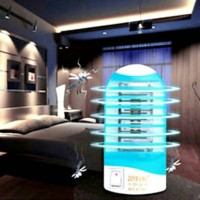 perangkap nyamuk elektrik / lampu tidur anti nyamuk / mosquito killer