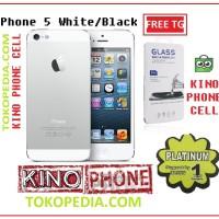iPhone 5 16gb Ori Garansi 1Tahun Distributor