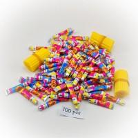 Jual 100 pcs Balon Tiup / Plembungan Merk 777 mainan jadul 90an Murah