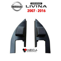 Tweeter Refitting/Dudukan Speaker NISSAN LIVINA & GRAND LIVINA 2010