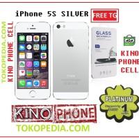 iphone 5s 16gb 16gb silver
