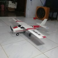 Pesawat RC Cessna 182 Mini AG35 Airfoil