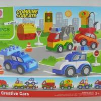 lego duplo apta 188-168 combine&create creative cars
