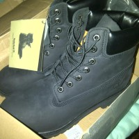 Sepatu Timberland Original USA (shoes boots import limited)