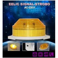 harga Eelic Ls-11cm Kuning Lampu Strobo Unik Serta Minimalis Tokopedia.com