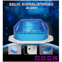 harga Eelic Ls-11cm Biru Lampu Strobo Unik Serta Minimalis Tokopedia.com