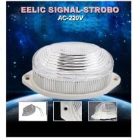 harga Eelic Ls-11cm Putih Lampu Strobo Unik Serta Minimalis Tokopedia.com