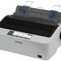 EPSON Dot Matrix LX310 Printer LX 310 9 pin Printer Nota Tembus LX-310