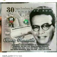 CD Broery Marantika - 30 Lagu Tembang Kenangan Exclusive 2CD